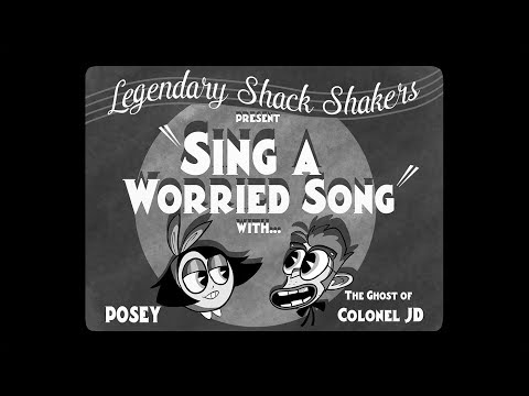 Legendary Shack Shakers – Sing  A Worried Song mp3 letöltés
