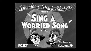 Legendary Shack Shakers - Sing  A Worried Song [Official Music Video]