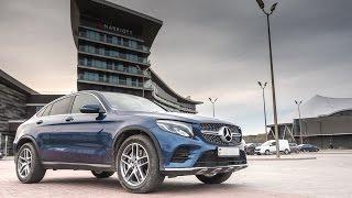 Тестдрайв: Mercedes GLC-Coupe (C253) 2.0T, 2017my