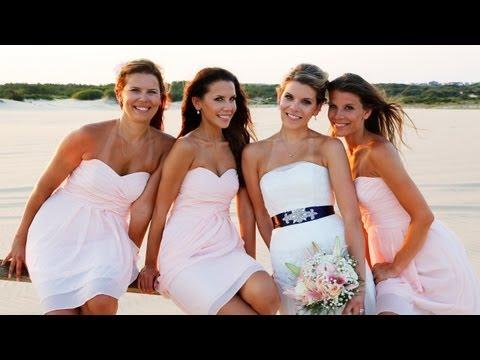 WEDDING MAKEUP TUTORIAL  Sisters Bridal Makeup