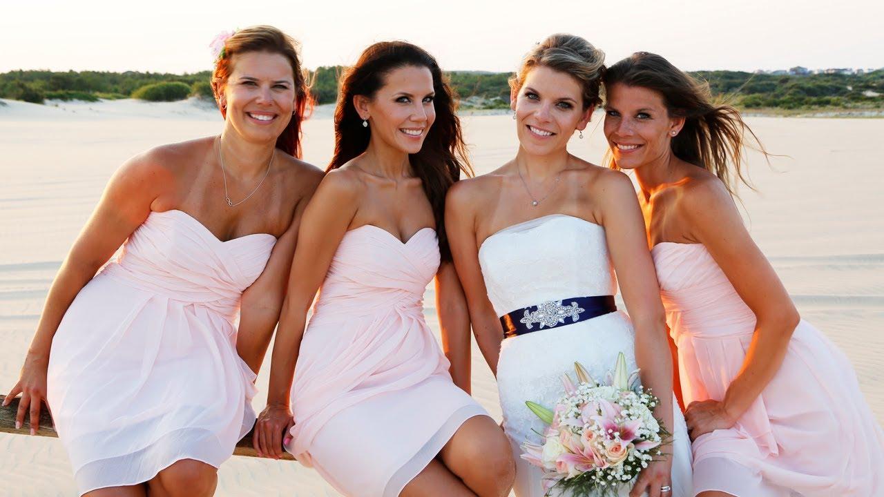 WEDDING MAKEUP TUTORIAL | Sisters Bridal Makeup - YouTube
