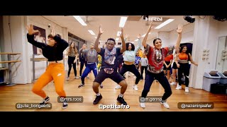 Petit Afro -  Makofi || Afro Dance || PROD BY. EBE BEATS || HRN VIDEO