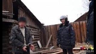 По Улан-Удэ разгуливал пьяный дебошир с гранатой