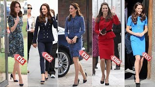 Why Kate Middleton is the Queen of cost-per-wear dressing