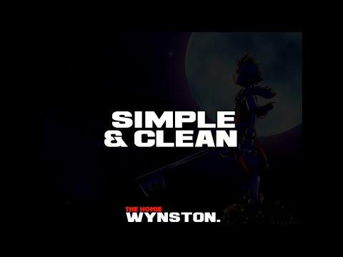 Kingdom Hearts | Simple & Clean | @TheHomieWynston