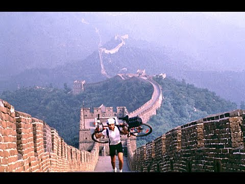 Great Wall of China - The Greatest Bike Ride in History