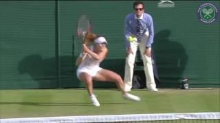 2016, Day 6 Highlights, Madison Keys vs Alize Cornet