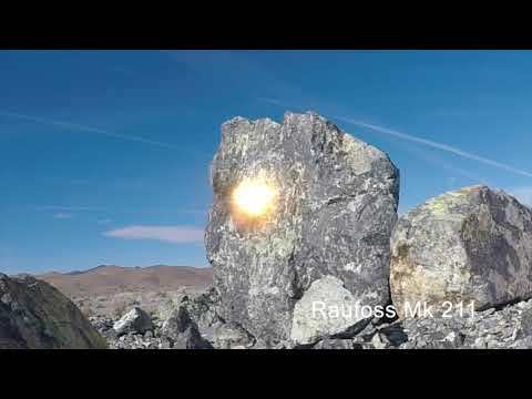50cal vs giant rock side view footage