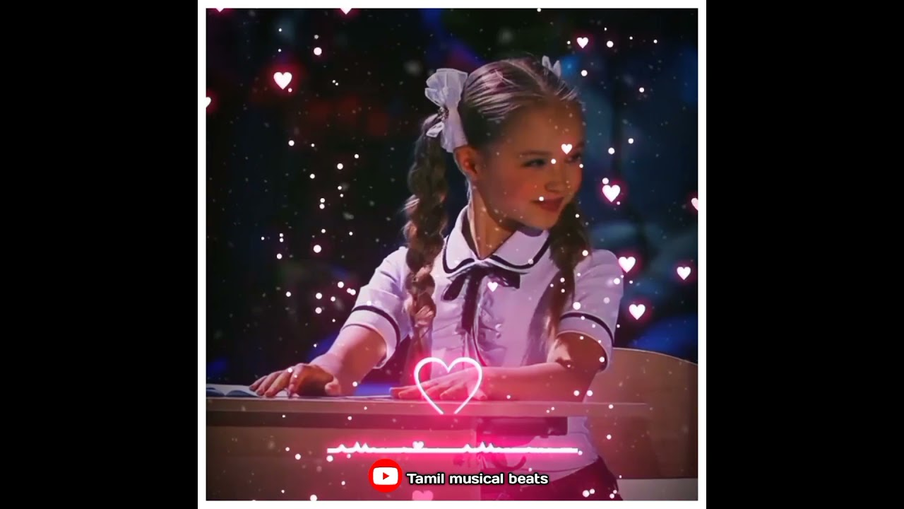 Download ❣️ Kannu kulla nikira en ❣️ kaadhaliyae 😍 song   Amazing 🥰 kids romantic ice skating dance🕺💃