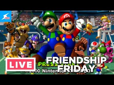Mario Sports Games! - Friendship Friday