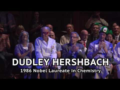 The 26th First Annual Ig Nobel Prize Ceremony (2016)