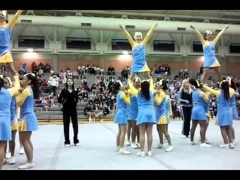 Sierra Vista Elementary Cheer Competition 2013
