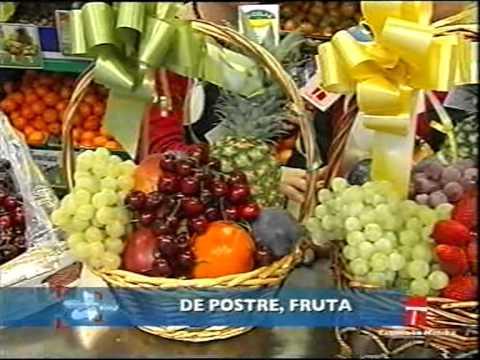 Mesas Decoradas Con Frutas