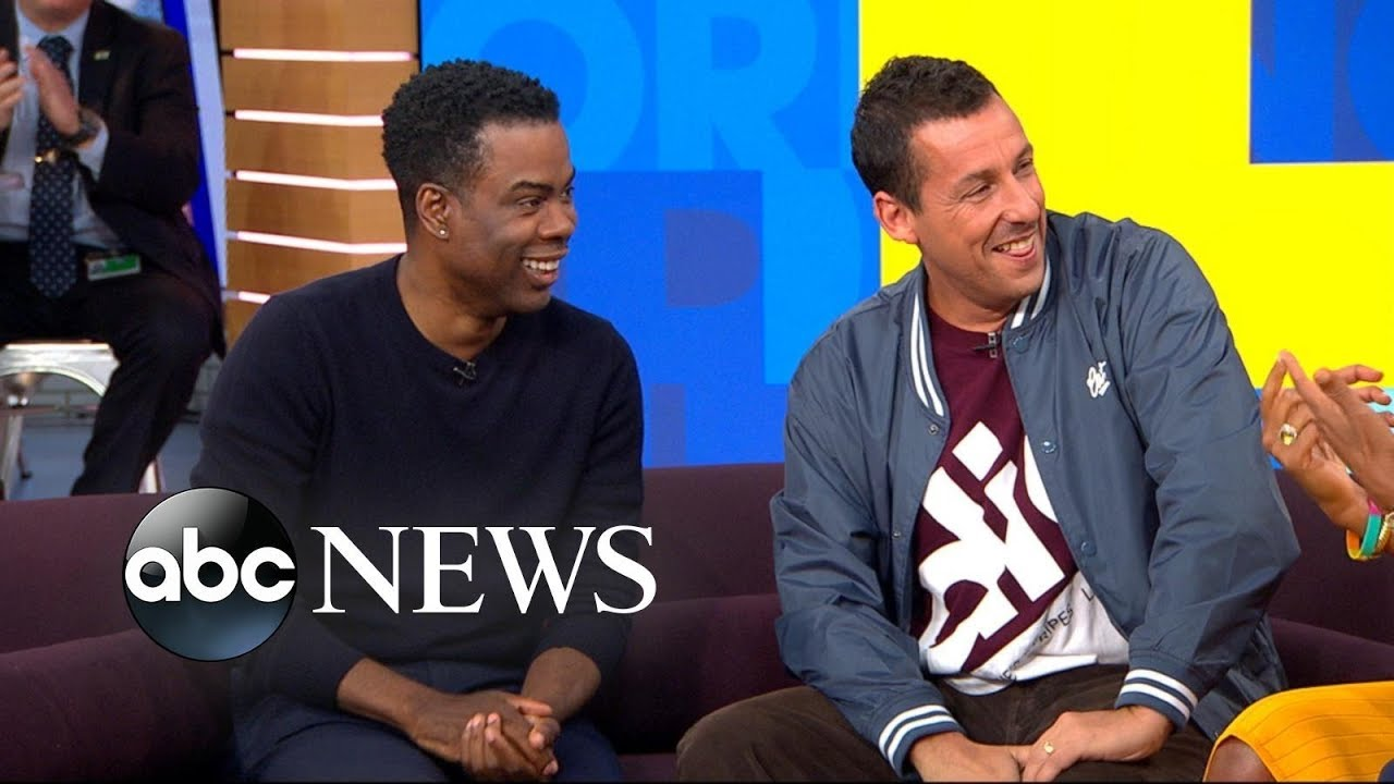 Adam Sandler Cosby Show adam sandler and chris rock reveal what they would do at their kids'  weddings