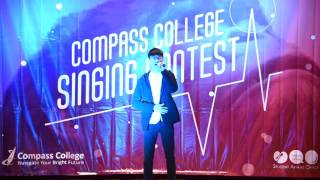 2016-2017 Compass College Singing Contest Final PH18 伍兆倫 閉目入神 鄭中基