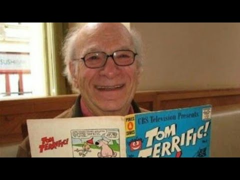 Morre Gene Deitch ilustrador de Tom e Jerry aos 95 anos