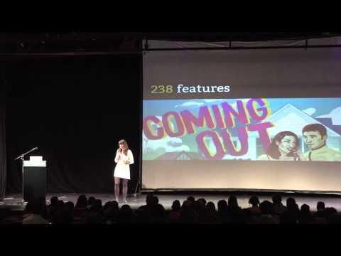 Intro y Keynote de Melisa Bell Vox Media