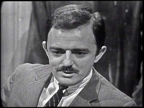 American Bandstand 1964- Interview John Astin