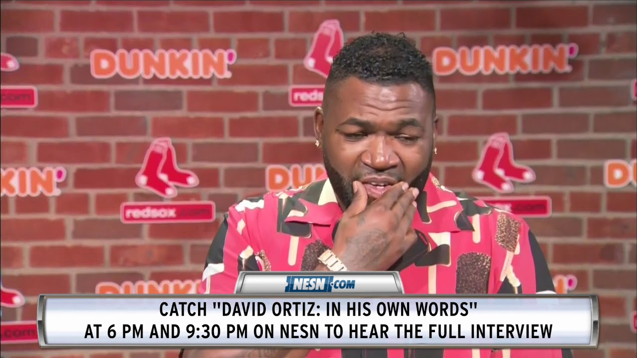 David Ortiz Gives Health Update, Vows To Be More Careful