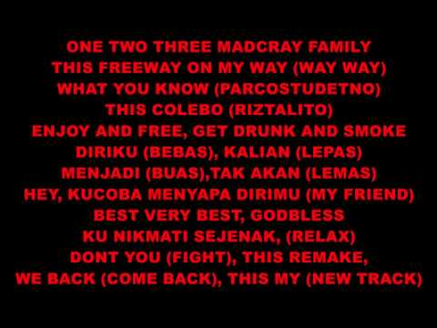 PARCO STUDENTO FT RIZTALITO - FREEWAY (LYRIC)