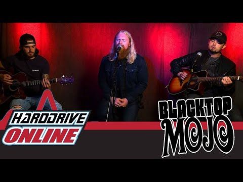 BLACKTOP MOJO - WHERE THE WIND BLOWS acoustic performance
