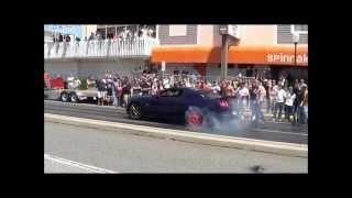 Cruisin Ocean City 2012 - UNreal Burnouts