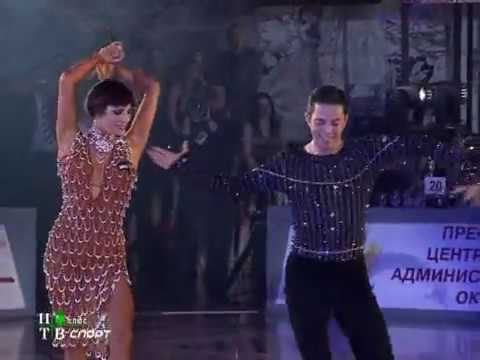 2007 World Professional Latin Championships Part 2