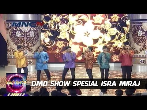 Grup Nasyid Awan - DMD Spesial  Isra Miraj (16/5)
