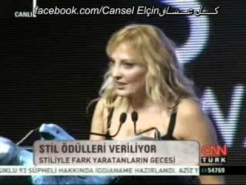 Cansel Elçin -Elle Style Awards Part (2)