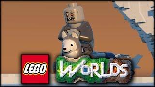 LEGO WORLDS! EPISODE 8 - LEGO Husky!