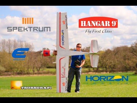 "HANGAR 9 ""VALIANT"" 33GX cc EVOLUTION RC - AWESOME DEAD STICK LANDING BY AZZA STEVENS AT HOEA - 2016"
