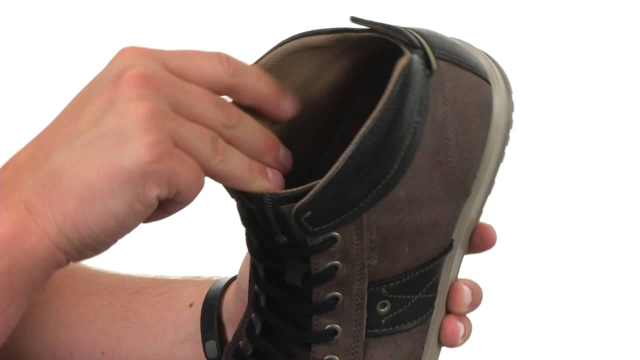c8522e500431 ECCO Ennio Casual Boot SKU 8343019 - YouTube