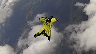 wingsuit first flight fail