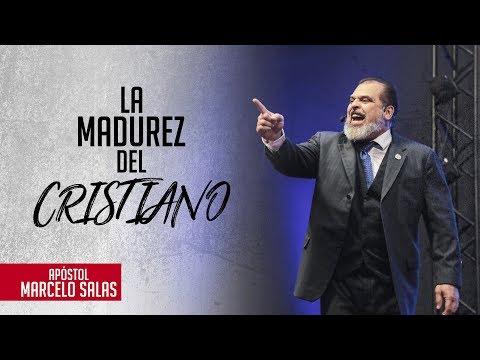 La Madurez Del Cristiano | Ap. Marcelo Salas M.
