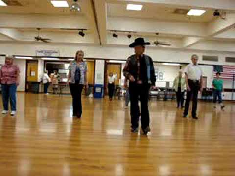 Sud's In A Bucket  ( Line Dance  ) Walkthrough