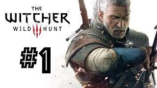 The Witcher 3: Wild Hunt - Beginners Guide - Part 1 - ENG