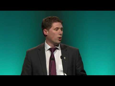 Ard Fheis speech on United Ireland 2016