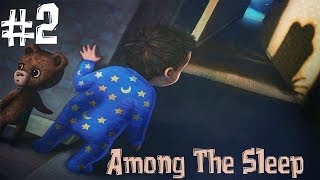 Among The Sleep. Прохождение. Часть 2 (Котельная Фредди Крюгера)