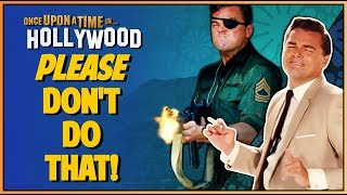 ONCE UPON A TIME IN HOLLYWOOD TRAILER 2 REACTION - Double Toasted Reviews