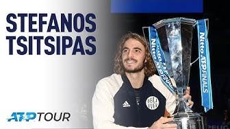 Road To 2020: Stefanos Tsitsipas | ATP