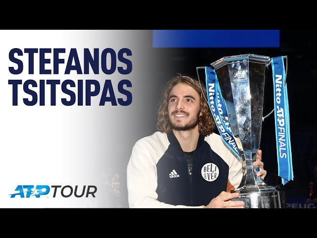 ROAD TO 2020 | STEFANOS TSITSIPAS | ATP