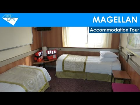 Accommodation onboard Magellan (Cruise & Maritime Voyages)