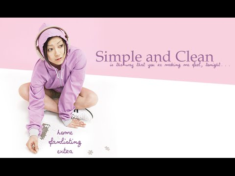 Utada Hikaru - Simple And Clean PLANITb Mix Full HD (Japanese)