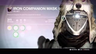 destiny new full iron banner armor for hunter