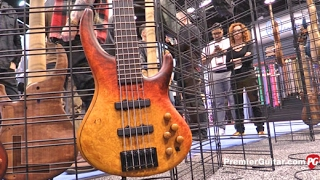 namm 17 mtd lynn keller signature 5 string and bubby lewis signature 6 string demos