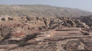 High Place of Sacrifice at Petra - Jordan