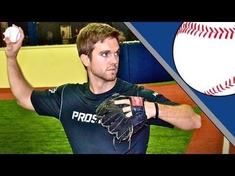 How To Throw A Baseball - ProSwing's Top Gun Throwing Program
