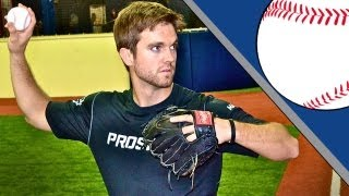 How To Throw A Baseball - ProSwing