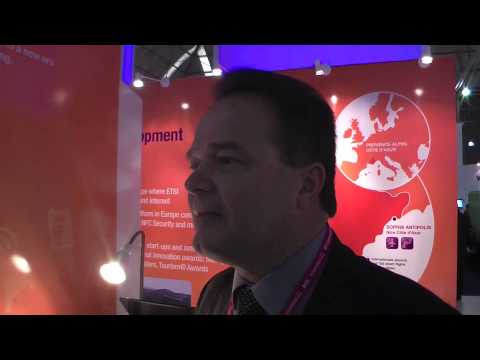 MWC 2010: Jean-Paul Deschamps - 3roam