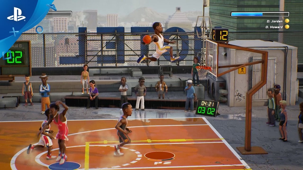 NBA Playgrounds Trainer Free Download